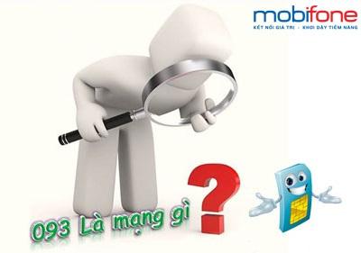 Đầu số 093 là mạng gì? Mua sim số đẹp Mobifone giá rẻ