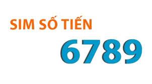 Bạn có muốn sở hữu số sim tiến quyền lực 6789 của Vietnamobile hay không?