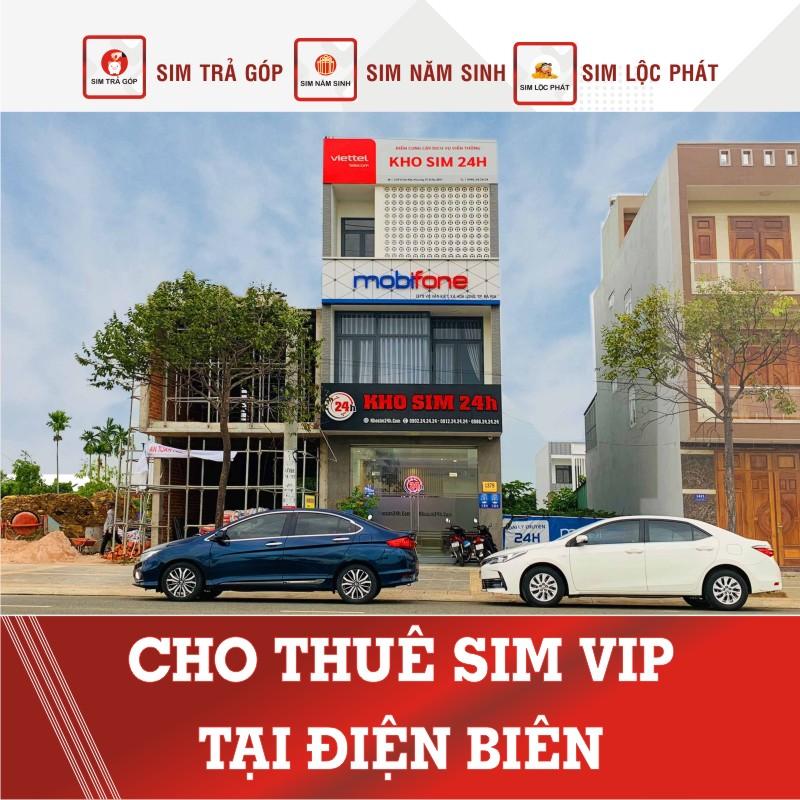 Cho Thuê Sim Số Đẹp, Sim VIP Giá Rẻ - Uy Tín Tại Điện Biên